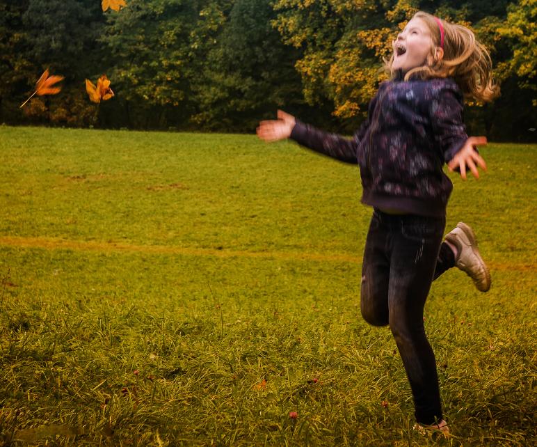 Hoeveel invloed heb je eigenlijk op het geluk van je kind?